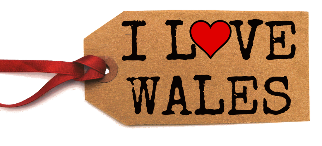 Welsh Sayings and Phrases - I LOVE WALES